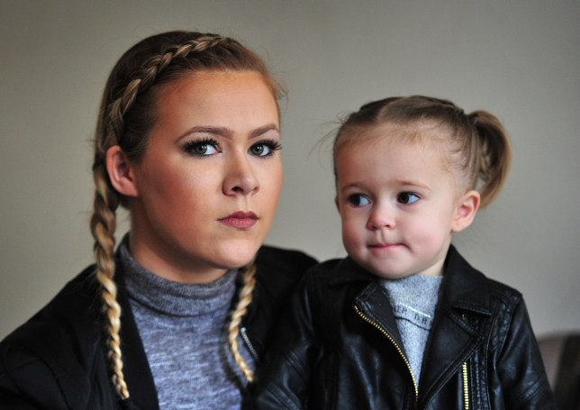 MEN SYNDICATIONnBolton mum Sarah Quick, 23, was shocked to find a dead maggot inside an Asda grape she was about to feed her young daughter. nShe is now warning other parents to make sure they check their grapes before giving them to their children or eating them themselves.