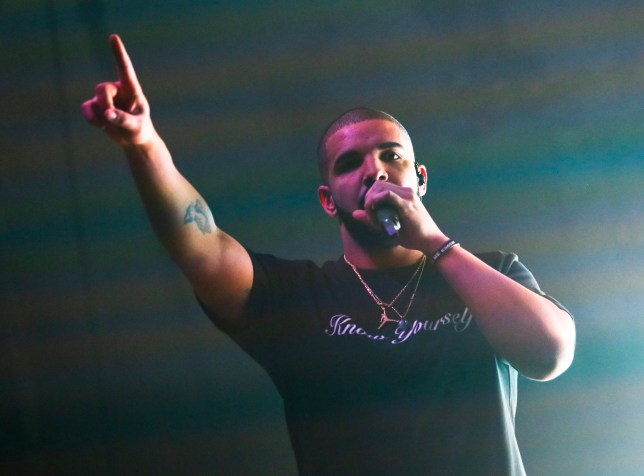 Drake performs at the FADER FORT Presented by Converse during the South by Southwest Music Festival on Saturday, March 19, 2016, in Austin, Texas. (Photo by Jack Plunkett/Invision/AP)