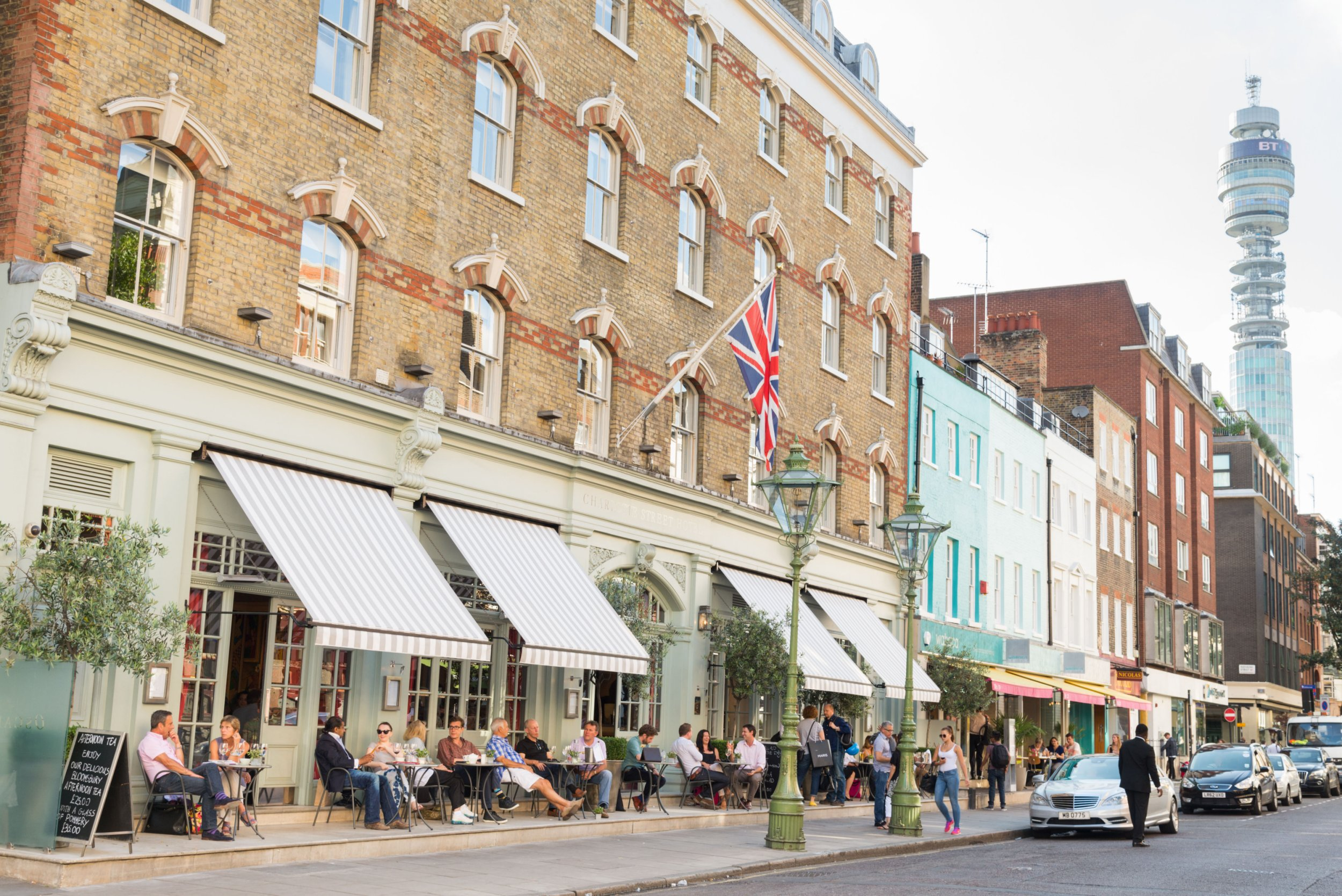 Revealed: The ten best places to live in London