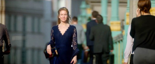 ****Ruckas Videograbs**** (01322) 861777 *IMPORTANT* Please credit Universal Pictures for this picture. 23/03/16 Grabs from the first trailer for Bridget Jones's Baby. STARRING: RenÈe Zellweger, Colin Firth, Patrick Dempsey, Jim Broadbent, Celia Imrie, Sally Phillips and cameo from Ed Sheeran. The continuing adventures of British publishing executive Bridget Jones as she enters her 40s. With two men (Colin Firth, Patrick Dempsey) in her life, a pregnant Bridget Jones (RenÈe Zellweger) must figure out who's the father of her baby. Office (UK) : 01322 861777 Mobile (UK) : 07742 164 106 **IMPORTANT - PLEASE READ** The video grabs supplied by Ruckas Pictures always remain the copyright of the programme makers, we provide a service to purely capture and supply the images to the client, securing the copyright of the images will always remain the responsibility of the publisher at all times. Standard terms, conditions & minimum fees apply to our videograbs unless varied by agreement prior to publication.