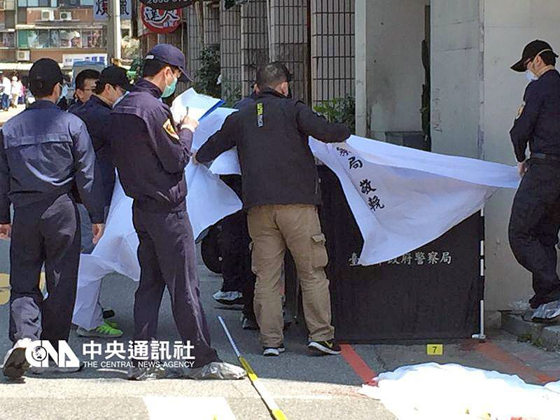 """TAIPEI - A 33-year-old man was arrested in Taiwan on Monday (March 28) for allegedly chopping off the head of a four-year-old girl, reports said. The suspect, who reportedly has a history of mental illness, attacked the young girl at a Taipei suburb on Monday at about 11am, Focus Taiwan said. The attack happened right in front of her mother. Her grieving mother, Mrs Liu, told Apple Daily that she was about one metre away from her daughter, but could not stop the killer. The girl was going upslope on a strider bike when the suspect approached her from behind. She and her mother were on their way to a train station to meet her grandfather and her younger siblings. Thinking that the suspect was trying to help push her daughter up the slope, Mrs Liu did not attempt to stop him. Instead, he pulled out a chopper and brought it down on the little girl's neck, the newspaper said. When she realised what was happening, Mrs Liu tried to hold the killer back, but was not strong enough to stop him. Passers-by then helped to subdue the attacker, but by then, he had decapitated the victim. A blood-stained chopper was found near the crime scene, said Focus Taiwan. """"I could not believe it. How can something so cruel happen?"""" the girl's grandmother sobbed as she told TVBS in Mandarin. The victim, nicknamed """"Little Lightbulb"""", is the second of four children in her family. Her father works in the IT industry, and her mother is a housewife. She has a nine-year-old sister and a younger brother and sister who are two-year-old twins. A photo of the suspect, his face splattered with blood as he was brought in by the police, was published by Taiwanese media. The suspect, surnamed Wang, is said to be unemployed, and has a history of mental illness and drug offences. The case has shocked Taiwanese.58854261.jpg"""