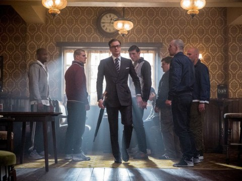 Harry's back! Colin Firth's return to Kingsman 2 leaked by co-star