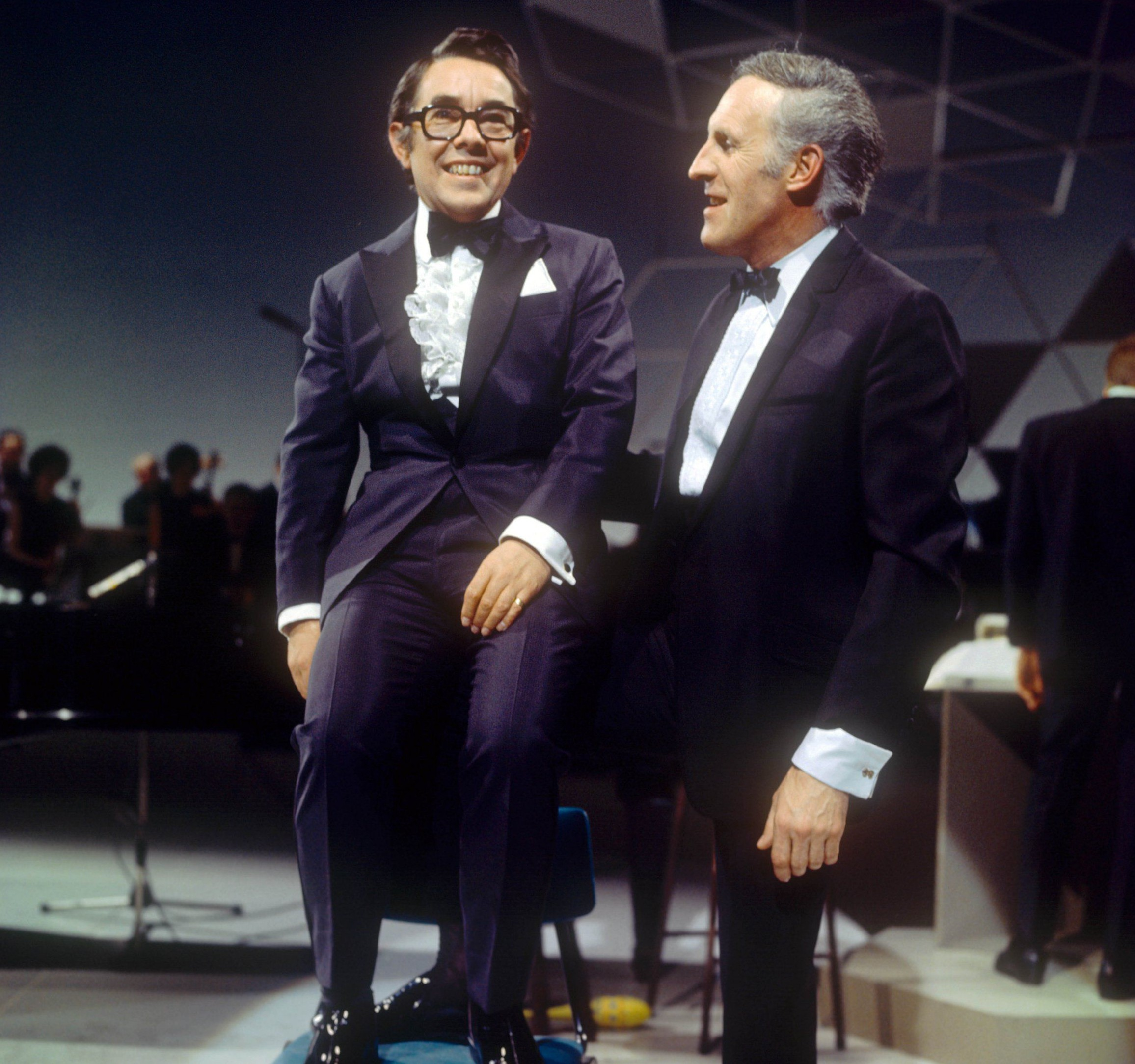 Sir Bruce Forsyth on Ronnie Corbett: It is 'one of the saddest days of my life'