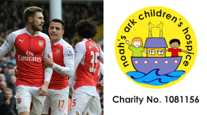 Arsenal show their class by making donation to Tottenham charity