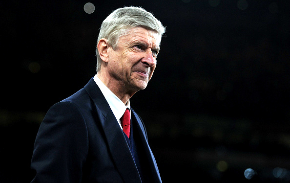 Arsene Wenger hits out at media amid suggestions he should be sacked