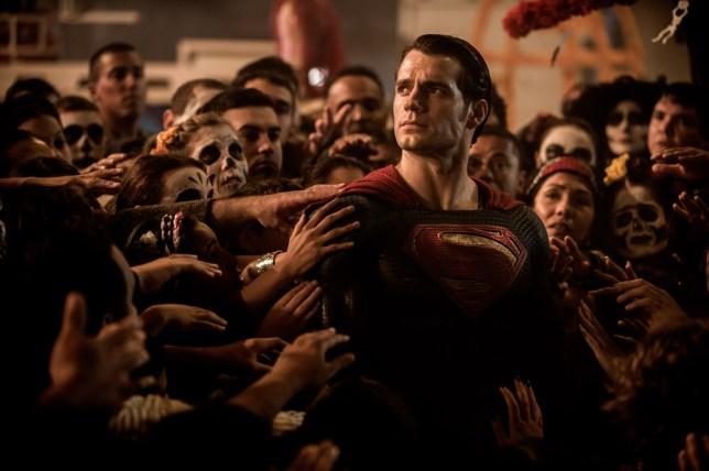 Batman V Superman (Credit: Warner)
