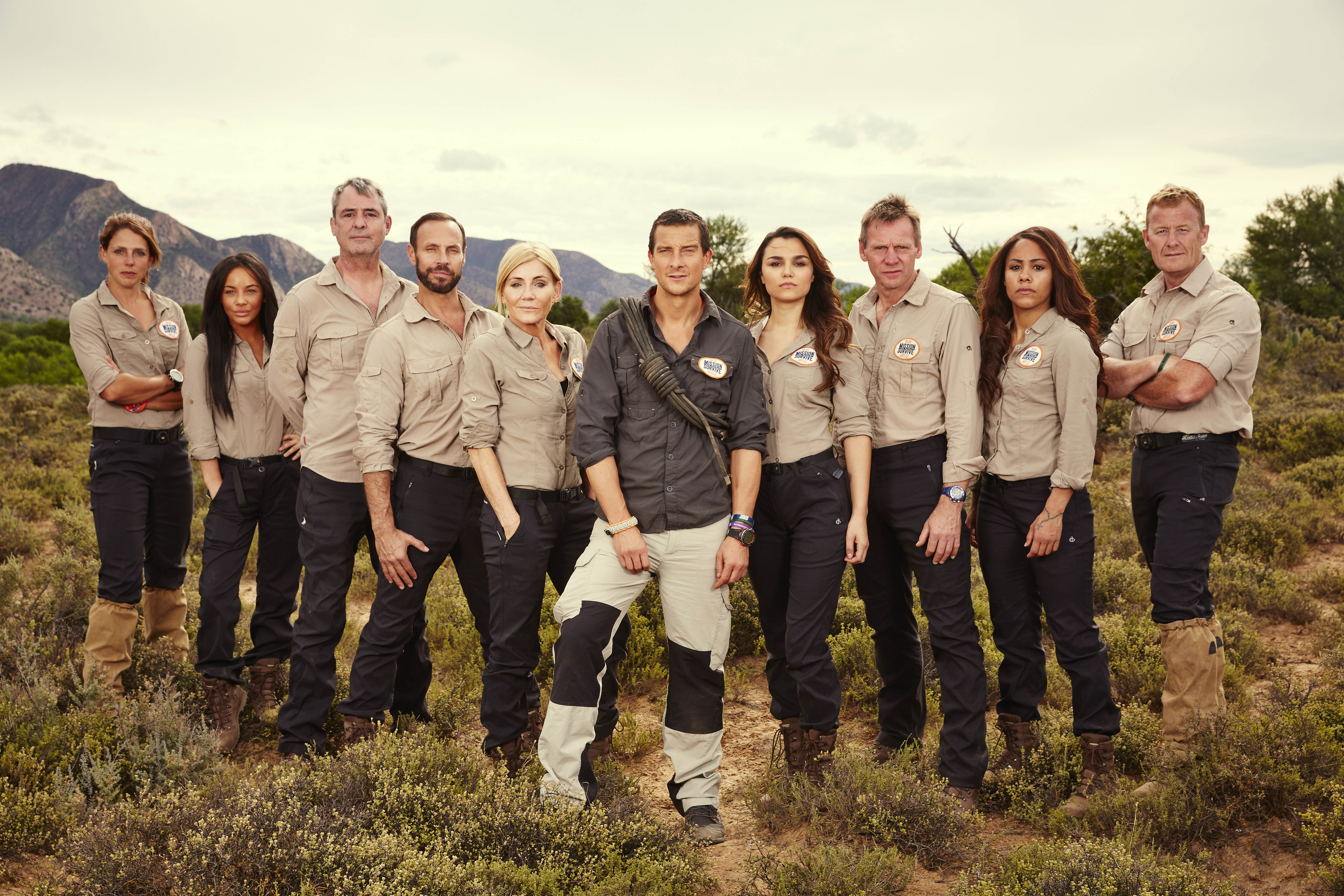 Mission Survive could be more dangerous than ever as Bear Grylls warns celebs could DIE