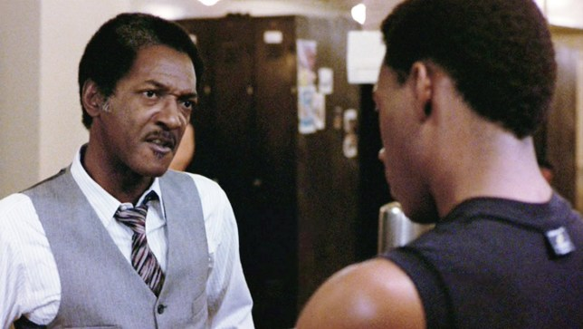 Actor Gil Hill who played Eddie Murphy's boss in Beverly Hills cop has died Credit: Paramount Pictures