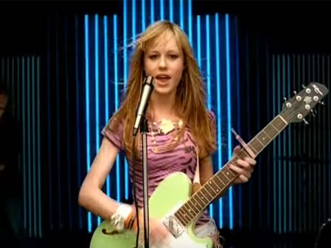 Remember when best actress Oscar winner Brie Larson tried to become a teenage pop star?