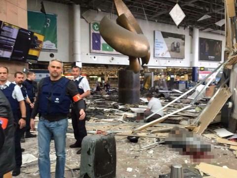 Police increase patrols across UK in wake of Brussels attacks