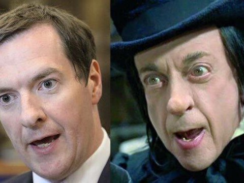Is George Osborne actually the Child Catcher?