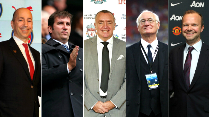 Arsenal, Manchester United, Manchester City, Chelsea and Liverpool hold talks over breaking away from Champions League