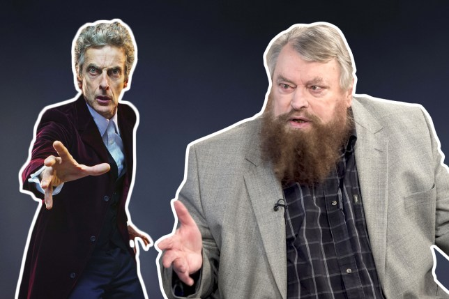 Acting legend Brian Blessed wants to be the next Doctor Who BBC / Rex