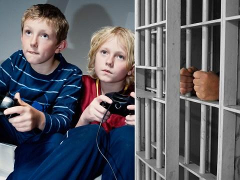 Three quarters of British children see less daylight than prison inmates