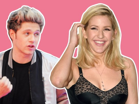 Ellie Goulding is gushing over Niall Horan (just days after confirming split from Dougie Poynter)