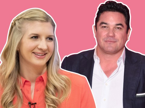 Dean Cain denies spending 'several nights' with Rebecca Adlington on The Jump