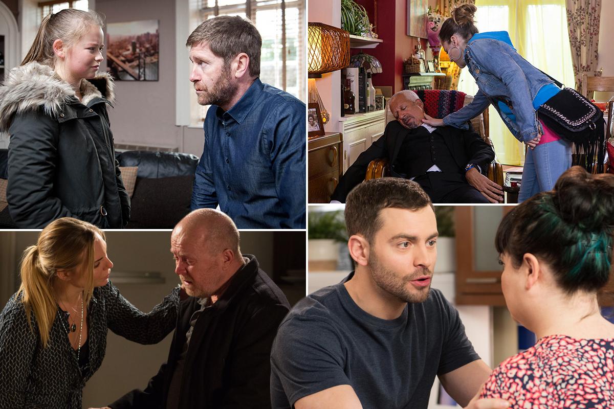 25 soap spoilers: EastEnders and Corrie baby terror, Emmerdale crime twists