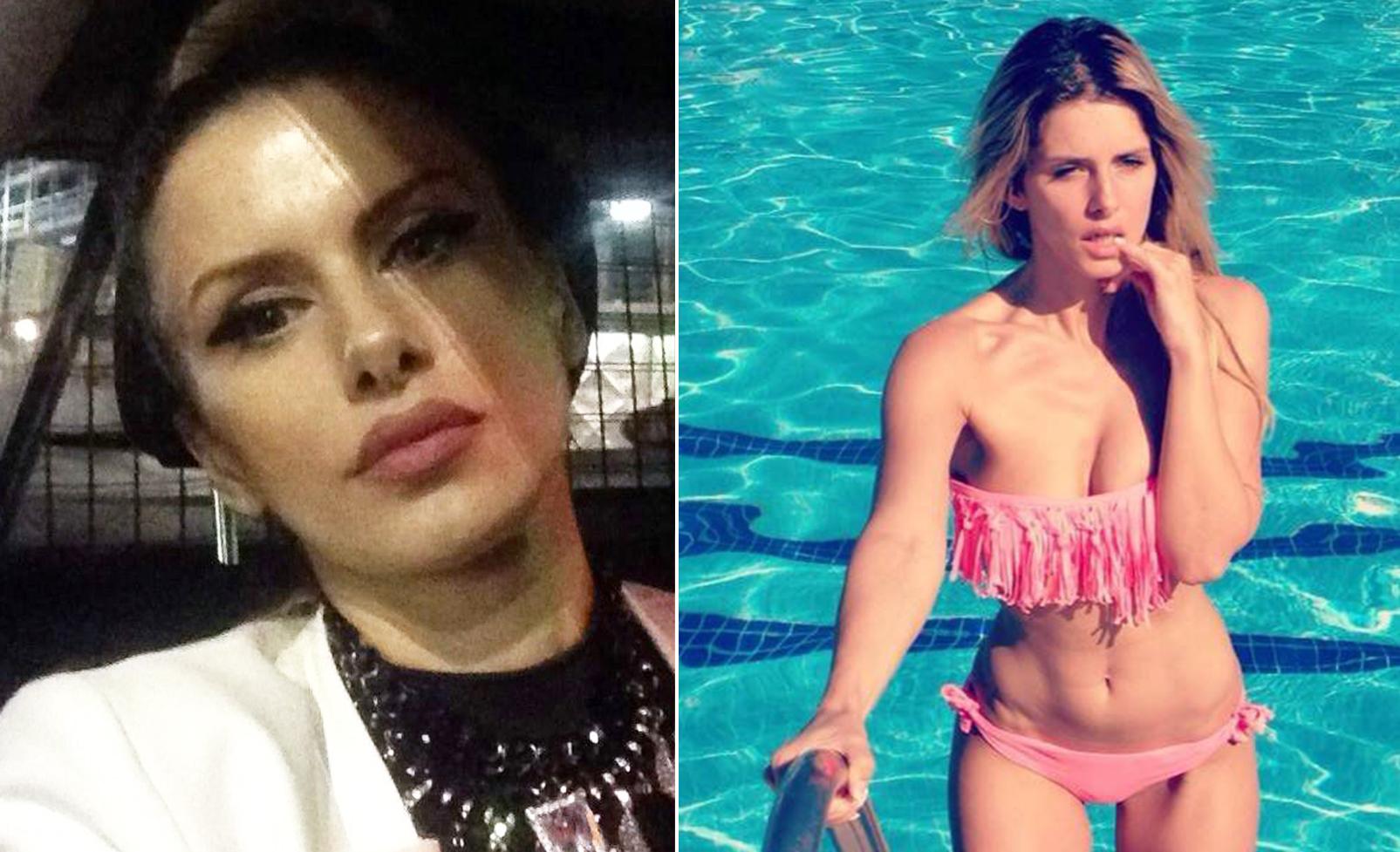 Playboy model jailed for trying to kill mafia boss