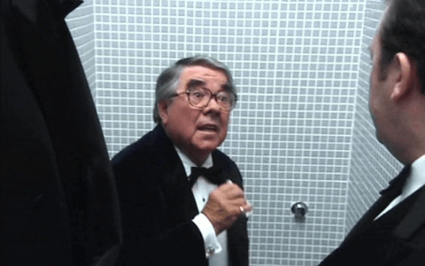His best moment ever? Do you remember Ronnie Corbett's epic cameo in Extras?