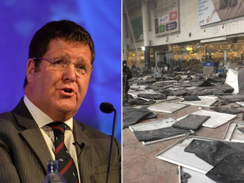Brussels attacks: Ukip criticises EU's open borders after terror attack in Belgium