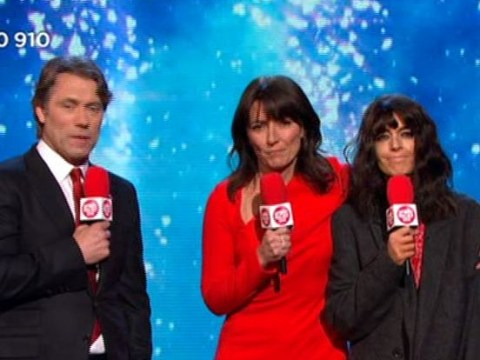 Sport Relief 2016: Davina McCall's camel toe leaves viewers shocked