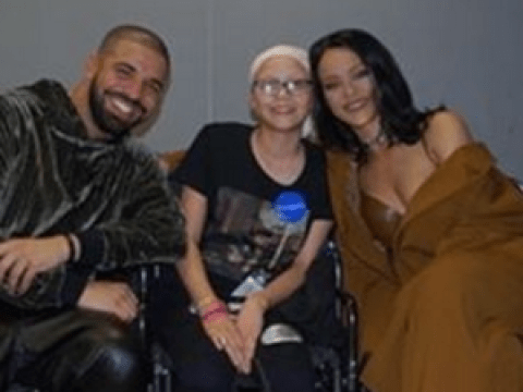 Drake and Rihanna teamed up yet again to meet a cancer-stricken fan