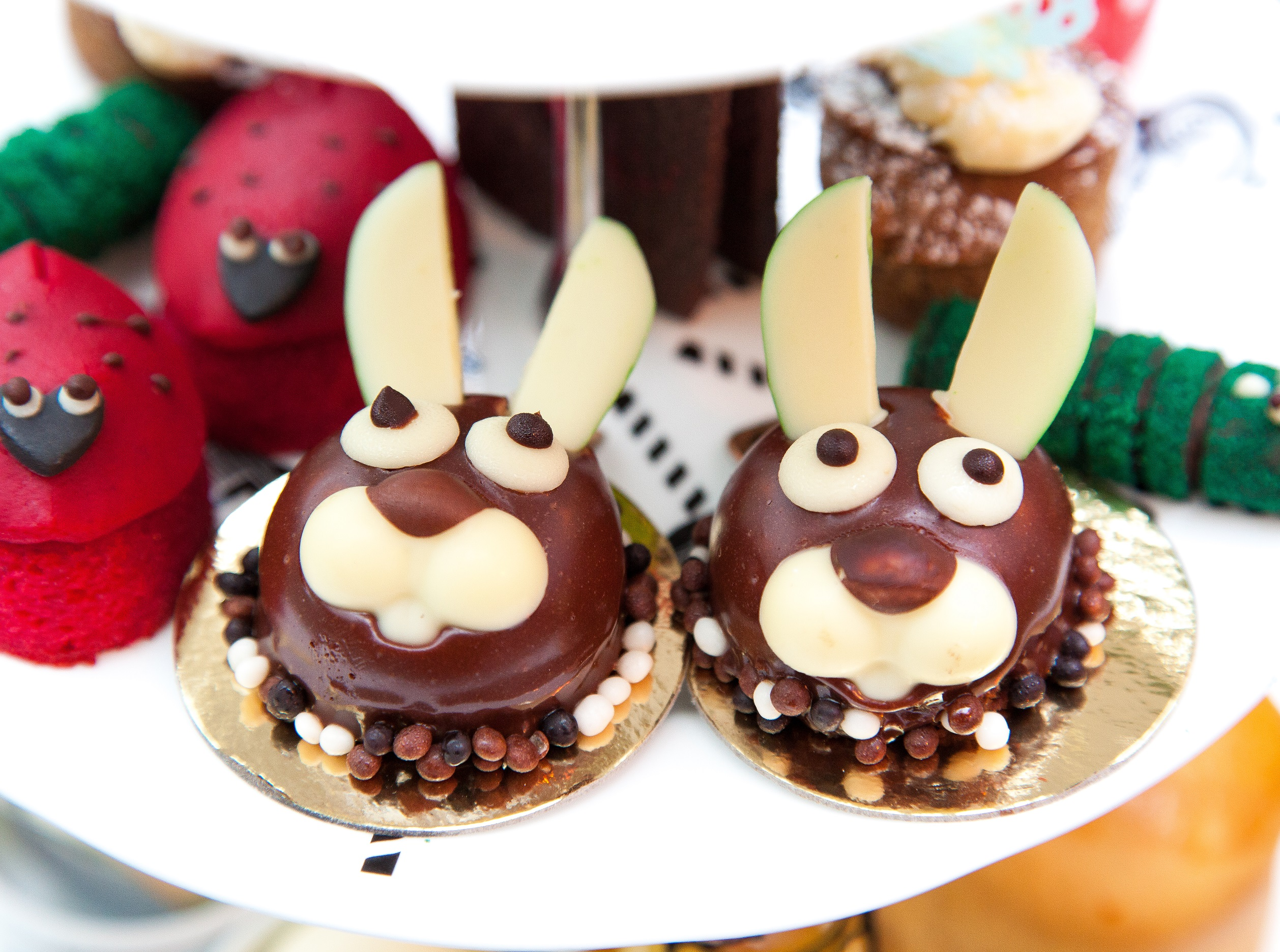 Easter afternoon teas in London to treat yourself with this bank holiday weekend