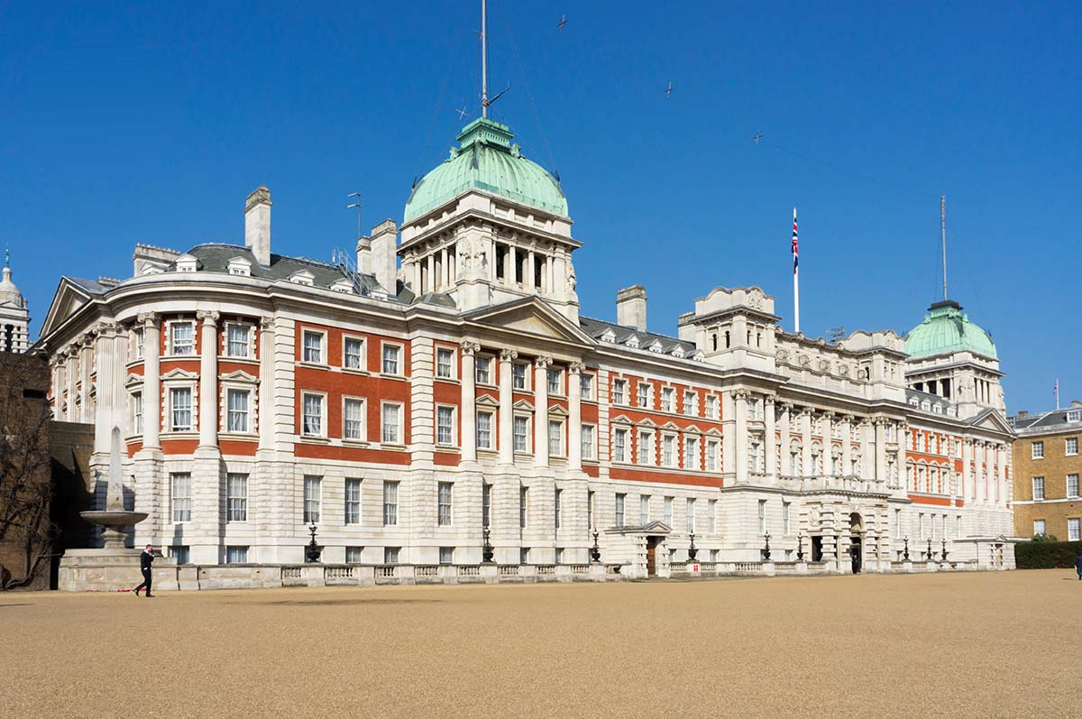 Admiralty House is one of the buildings (Picture: Alamy)