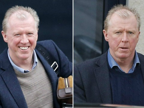 Steve McClaren pictures shows what being Newcastle United manager does to you