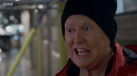 Kim Woodburn slammed by BBC viewers for her cruel words to the homeless