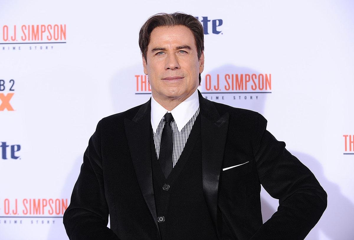 John Travolta has some really weird rider demands, apparently