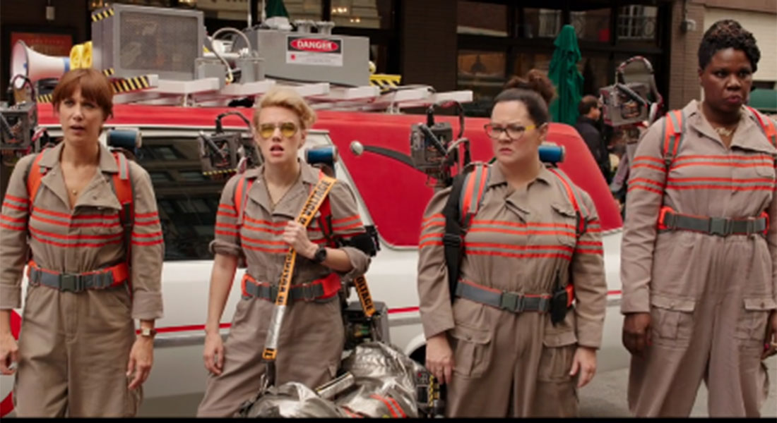 A Ghostbusters sequel might not be happening after all