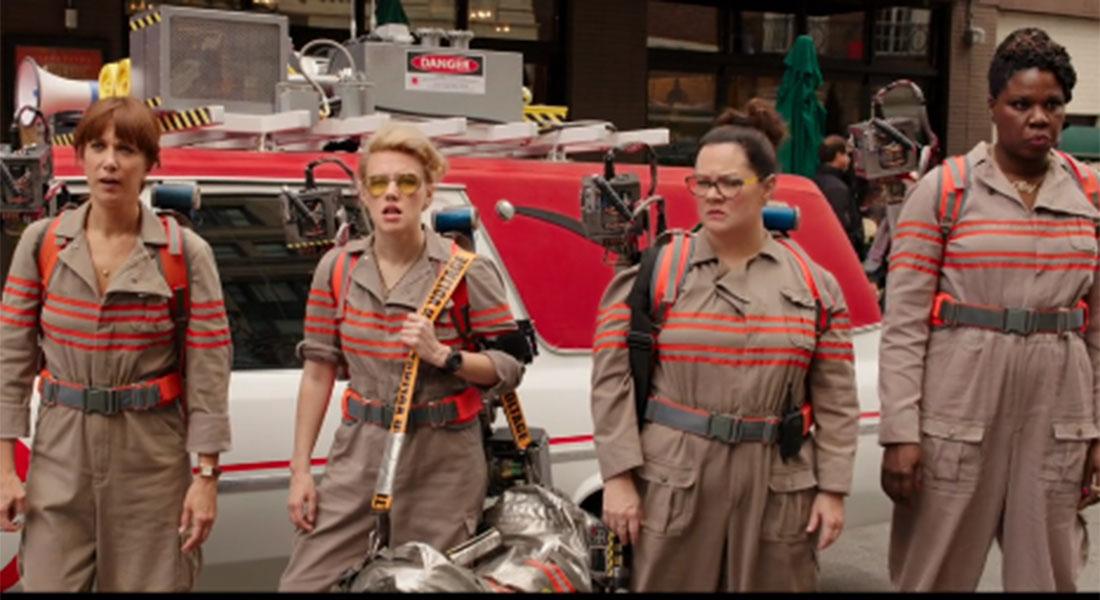 Ghostbusters won't break even on its first weekend of US release