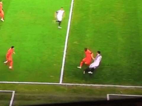 Arsenal star Olivier Giroud embarrasses Jetro Willems with class skill for France v Holland
