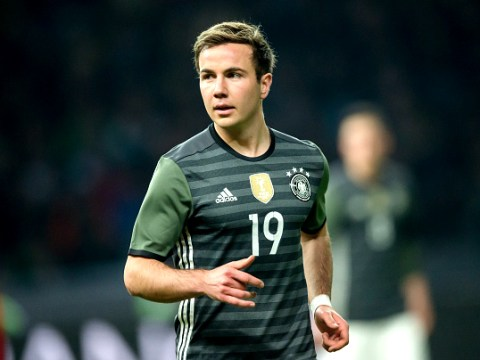 Mario Gotze sets his heart on completing transfer to Liverpool