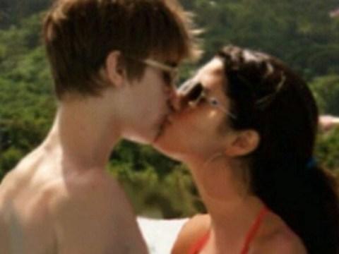 Selena Gomez had a surprising response to ex Justin Bieber's Instagram kiss throwback