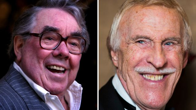 People are making inappropriate jokes about Bruce Forsyth in the wake of Ronnie Corbett's death