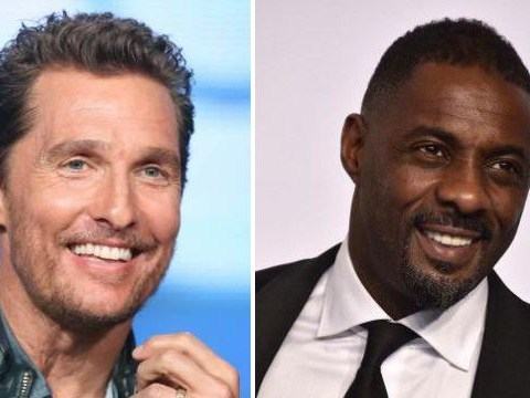 Matthew McConaughey and Idris Elba to join Stephen King movie The Dark Tower
