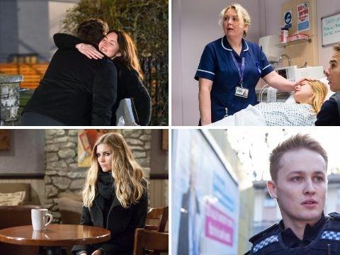 12 soap spoiler pictures: EastEnders and Emmerdale returns, Coronation Street emergency