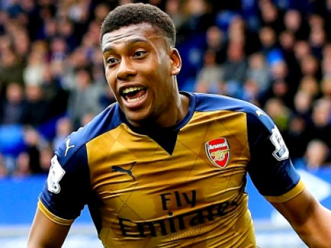 Arsenal to give Alex Iwobi new contract with 1000% pay rise