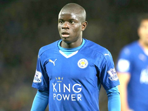 N'Golo Kante won't rule out quitting Leicester for Chelsea transfer