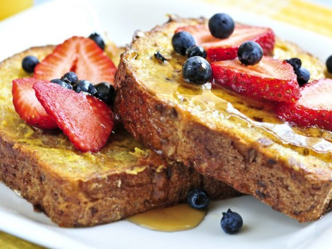 Kayla Itsines' Healthy French Toast recipe is perfect for weekend brunch