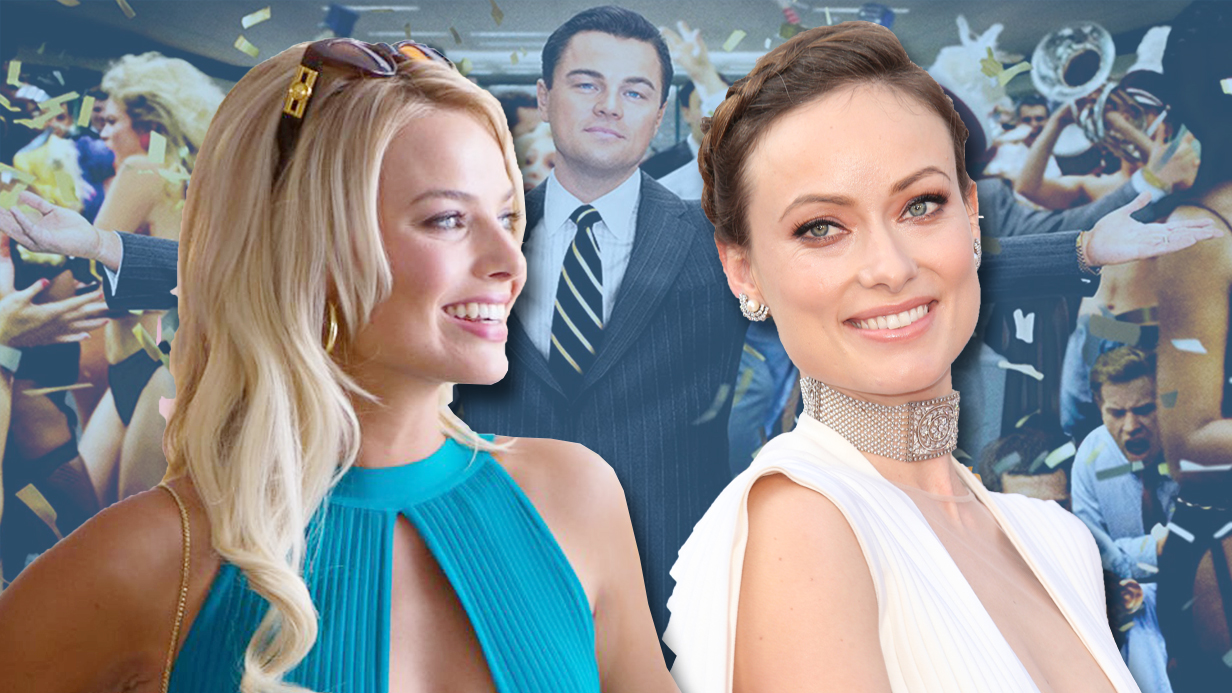 Olivia Wilde lost out to Margot Robbie for The Wolf Of Wall Street role because she was 'too old'