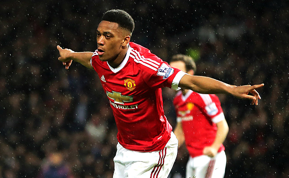Anthony Martial begged to join 'dream club' Manchester United