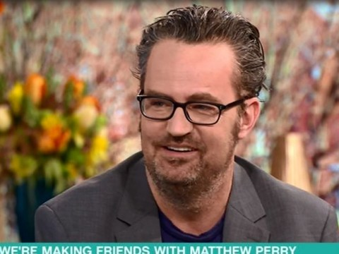 Viewers had a really uncool reaction to Matthew Perry on This Morning