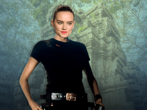 Is Daisy Ridley about to swap Star Wars' space drama for Lara Croft's ancient tombs?