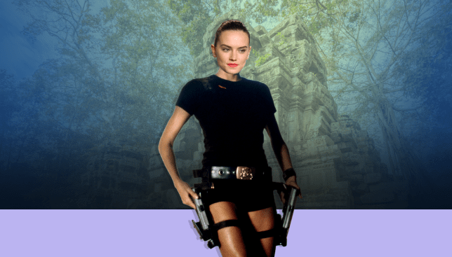'Star Wars' actress Daisy Ridley linked to Lara Croft 'Tomb Raider' role Picture: REX/Alamy - Credit: METRO/Mylo