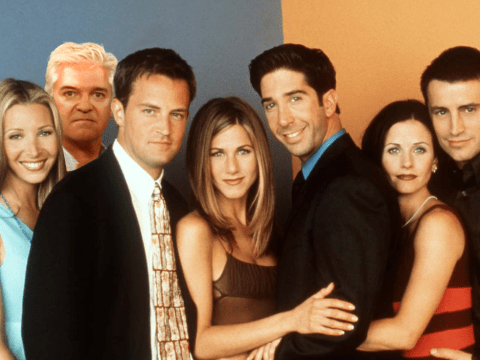 Bet you never knew Phillip Schofield was in Friends