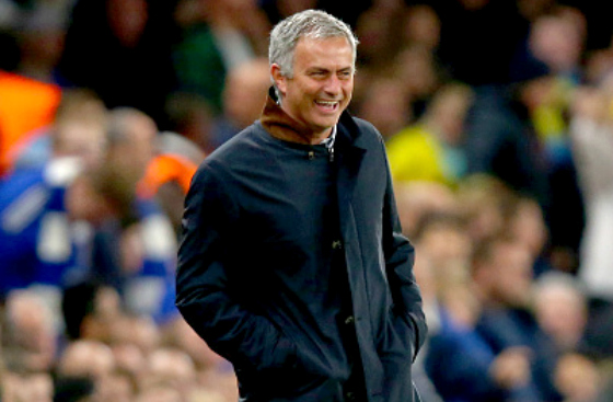 Jose Mourinho living in Manchester ahead of Manchester United move