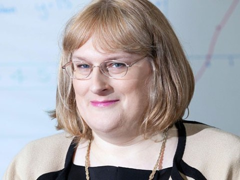Hollyoaks star Annie Wallace reveals the aftermath as Mrs St Claire is revealed as John Paul McQueen's dad!